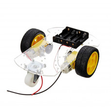 Mobile Platform Kit 2WD Chassis