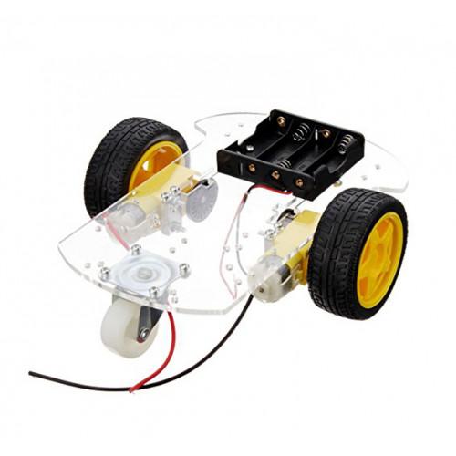Mobile Platform Kit 2WD Chassis