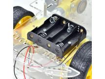 Mobile Platform Kit 4WD for Arduino Robotics