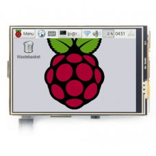 LCD TFT 3.5 inch 320x480 Touchscreen for Raspberry Pi