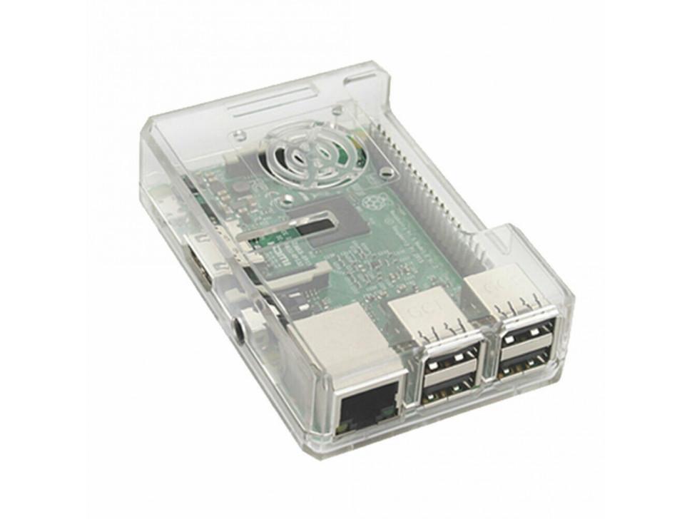 Raspberry Pi 3 B+ ABS Case