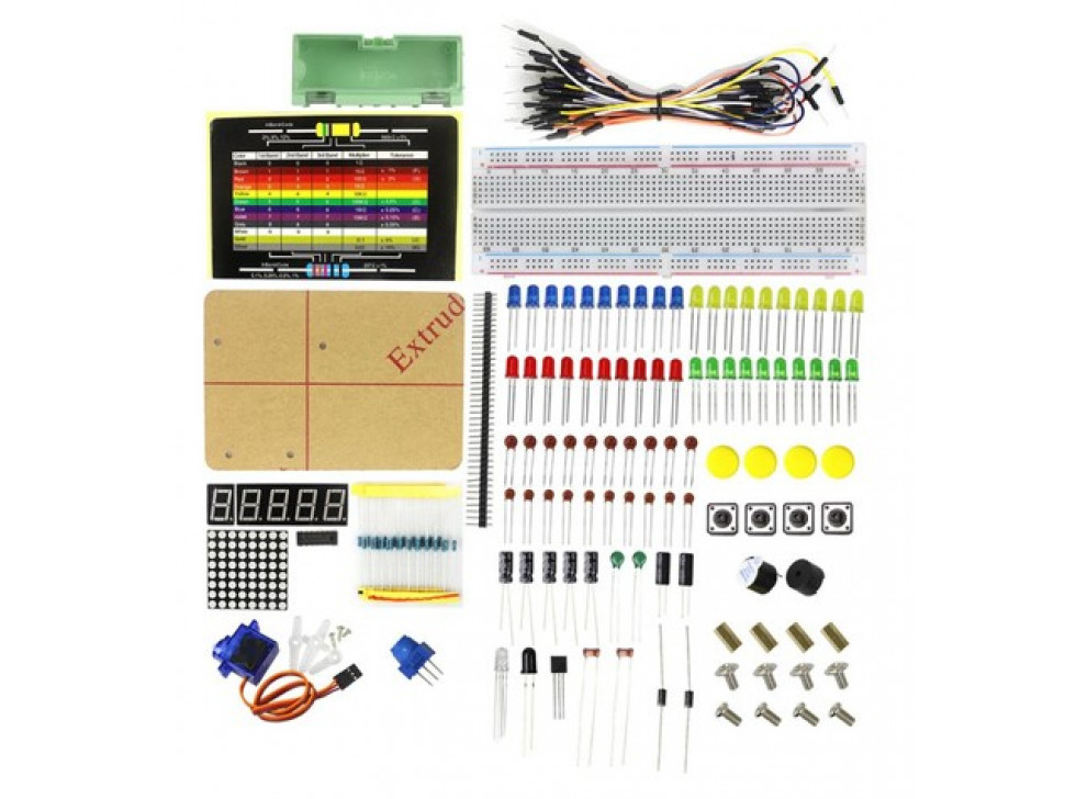 Electronics Various Parts Kit