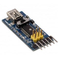 FTDI Basic Breakout 3.3 / 5V Arduino Compatible FT232 USB to TTL