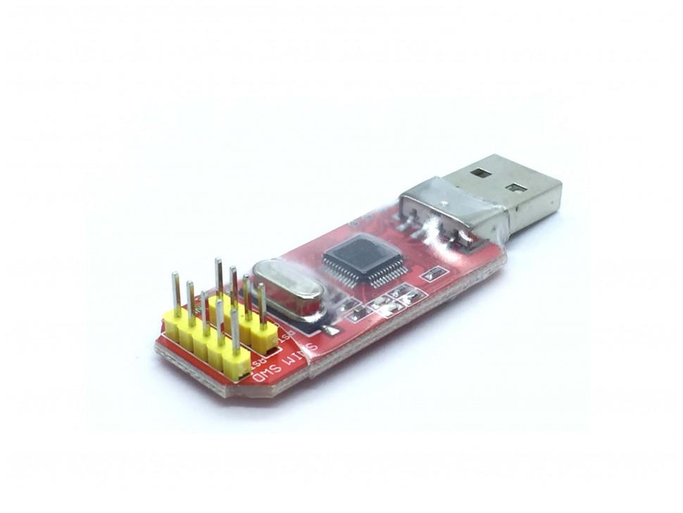 ST-Link STM8/STM32 v2 Programmer & Emulator