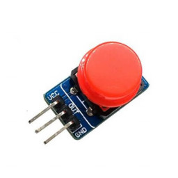 Button Digital For Arduino and Raspberry Pi