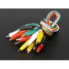 Alligator Clip Large Wire Test Lead