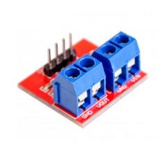 Voltage Current Sensor MAX471 Load Detection