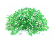 LED 5mm Green 5PCS