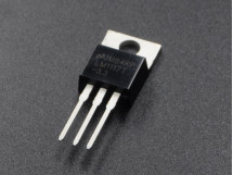 Linear Voltage Regulator 3.3V 800mA LD1117-3.3 TO-220