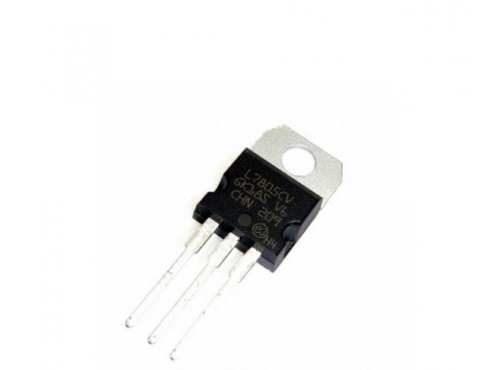 Voltage Regulator 7805 5V TO-220