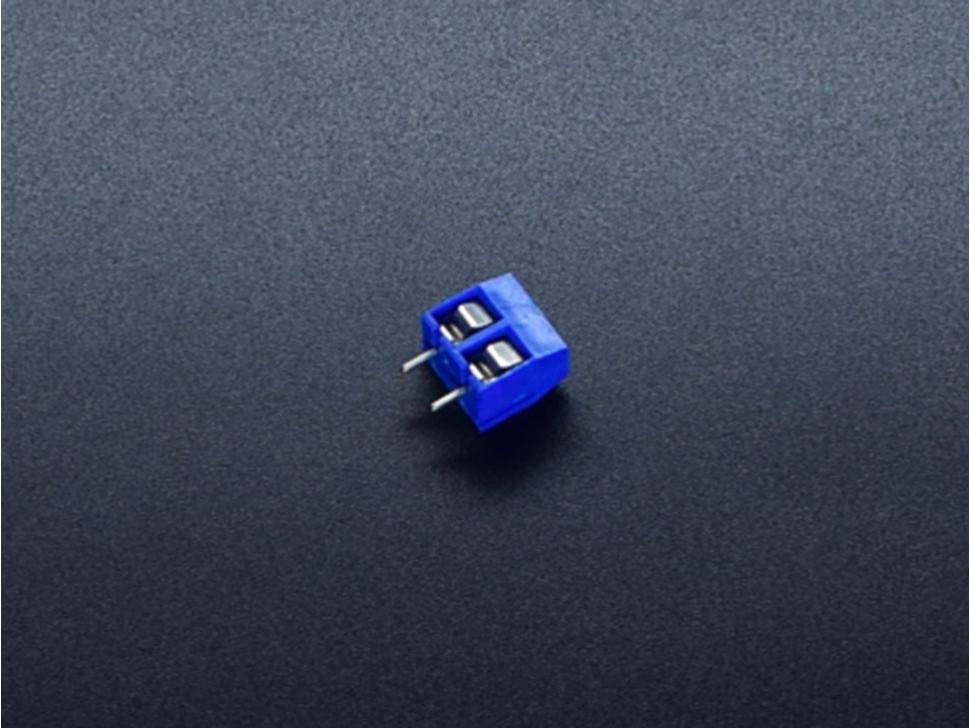Screw Terminals 2Pin Pitch 5mm 5PCS