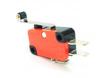Switch Micro with Roller Lever 3 Terminal