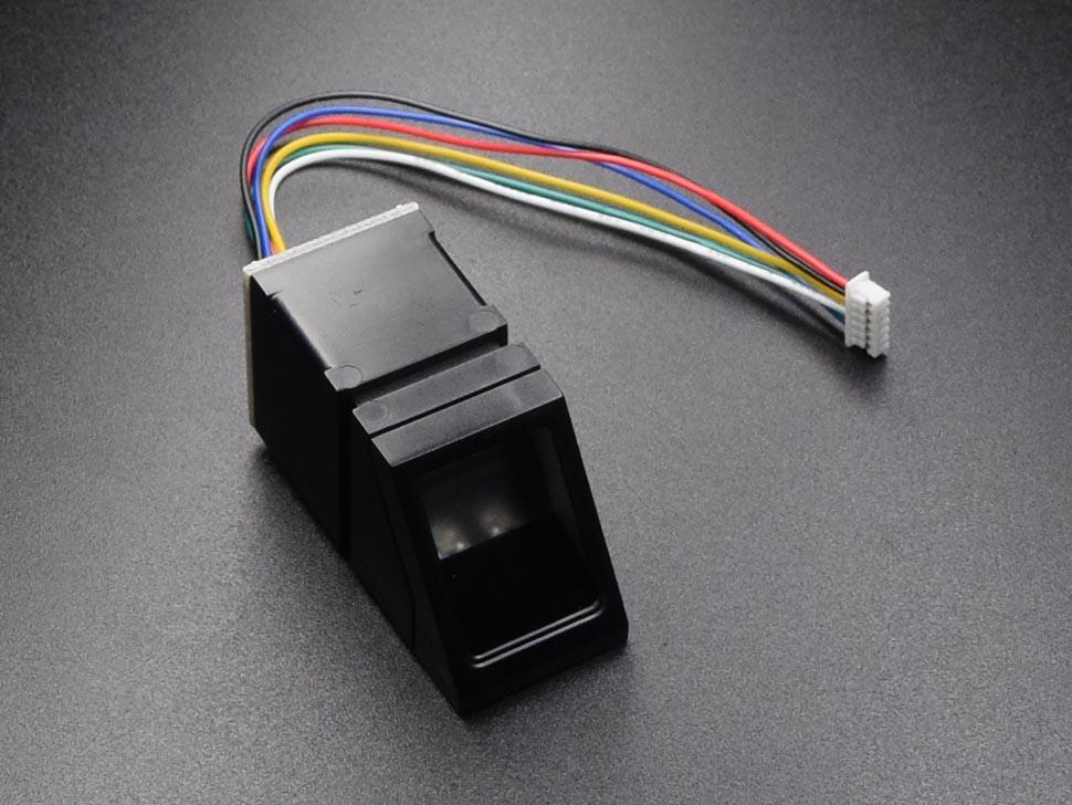 Fingerprint Sensor R307 for Arduino and Raspberry Pi