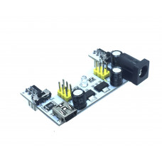 Breadboard Power Supply 3.3V or 5V