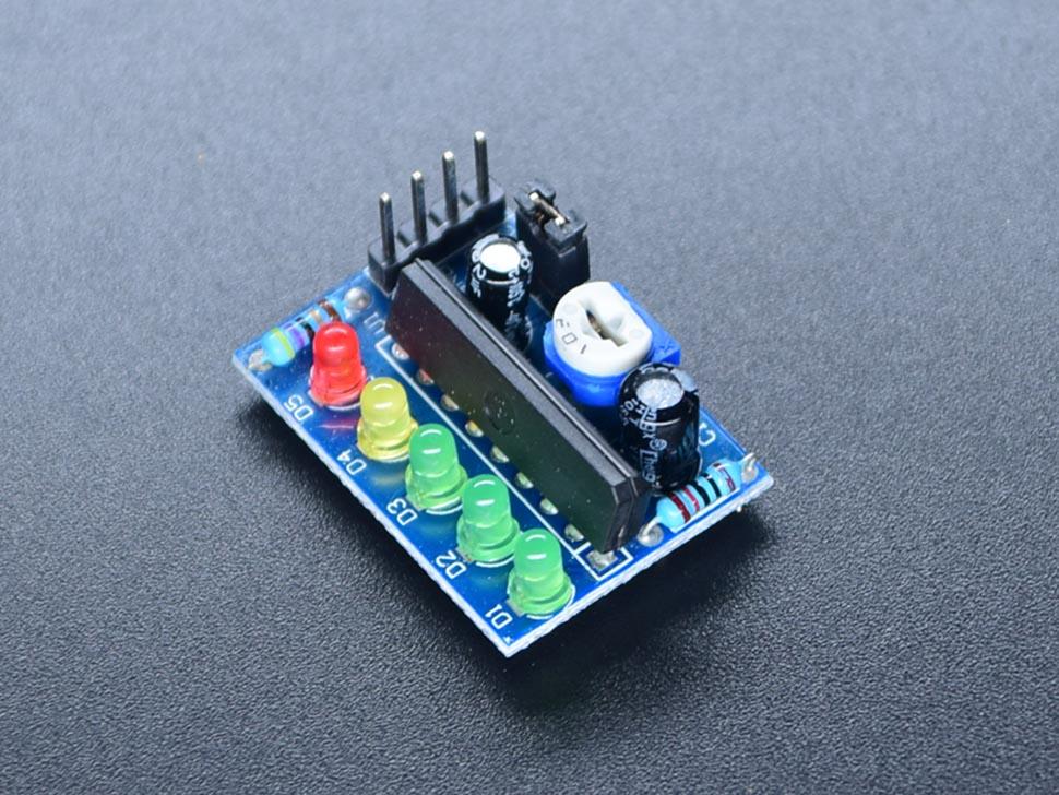 Voltage Level Indicator KA2284