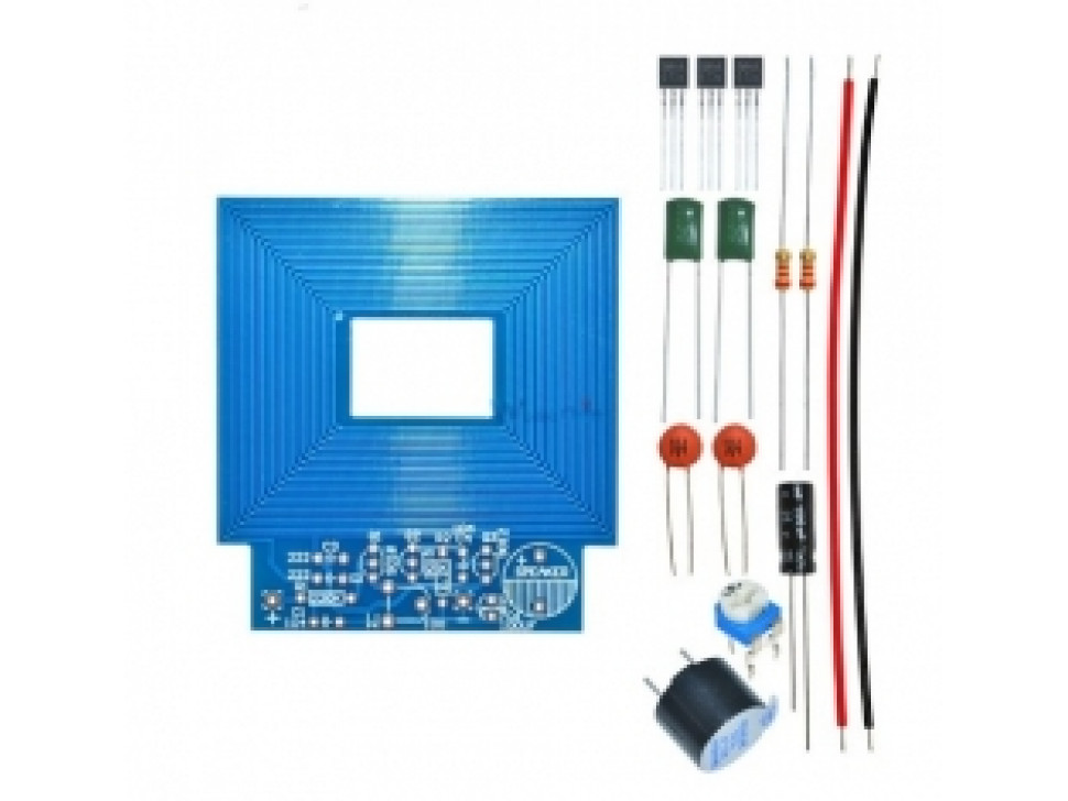 Metal Induction Detector Kit