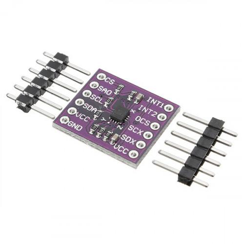Accelerometer 6-Axis LSM6DSL