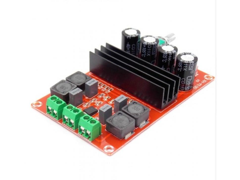 Amplifier TDA3116D2 Dual Channel 12-24V