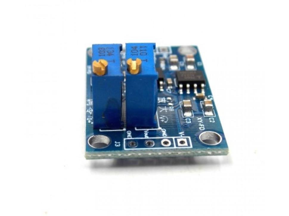 Amplifier Signal Microvolt / Millivolt Voltage Module AD620