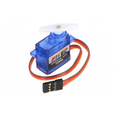 Servo FS90R Micro Continuous Rotation