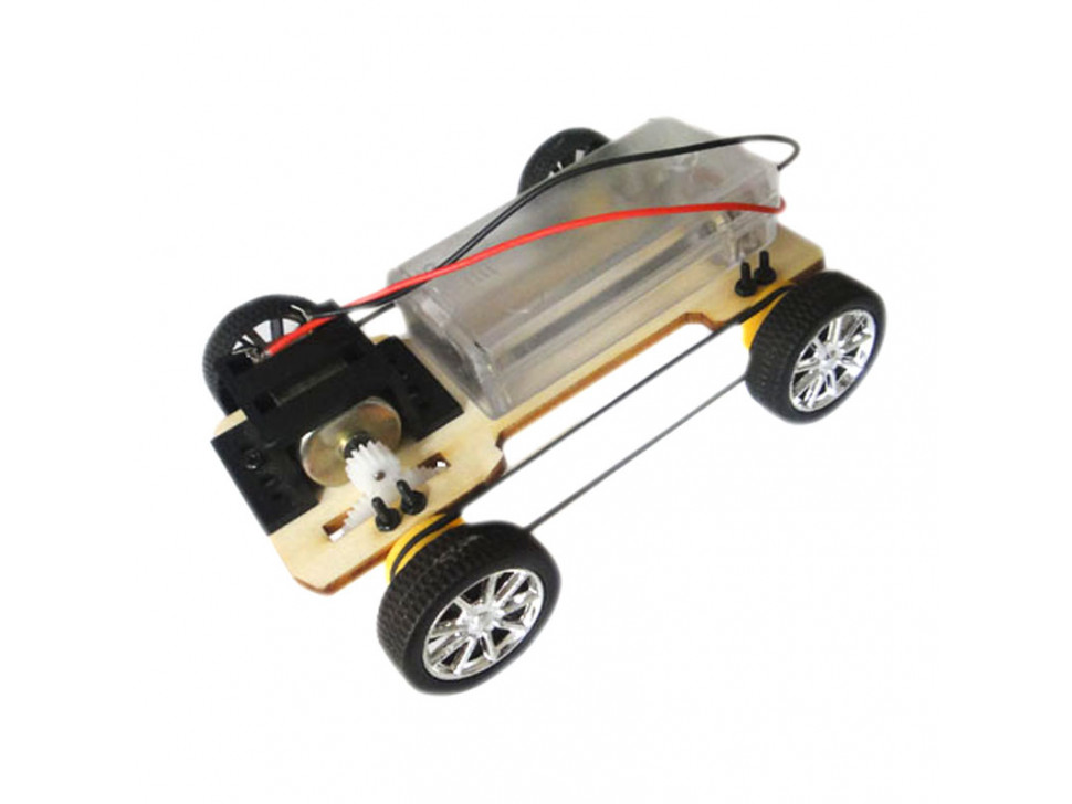 Buggy 4WD Robot Car