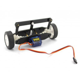 Front Axle Steering Gear Kit