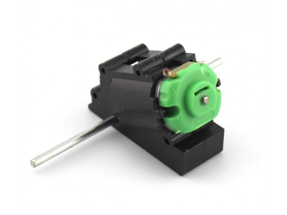 DC Geared Motor Biaxial Bevel Angle