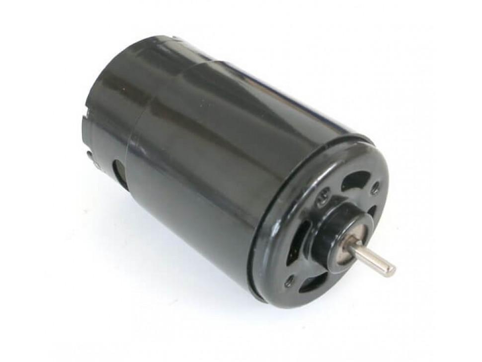 DC Motor 550 Black Shell 12V D-Axis
