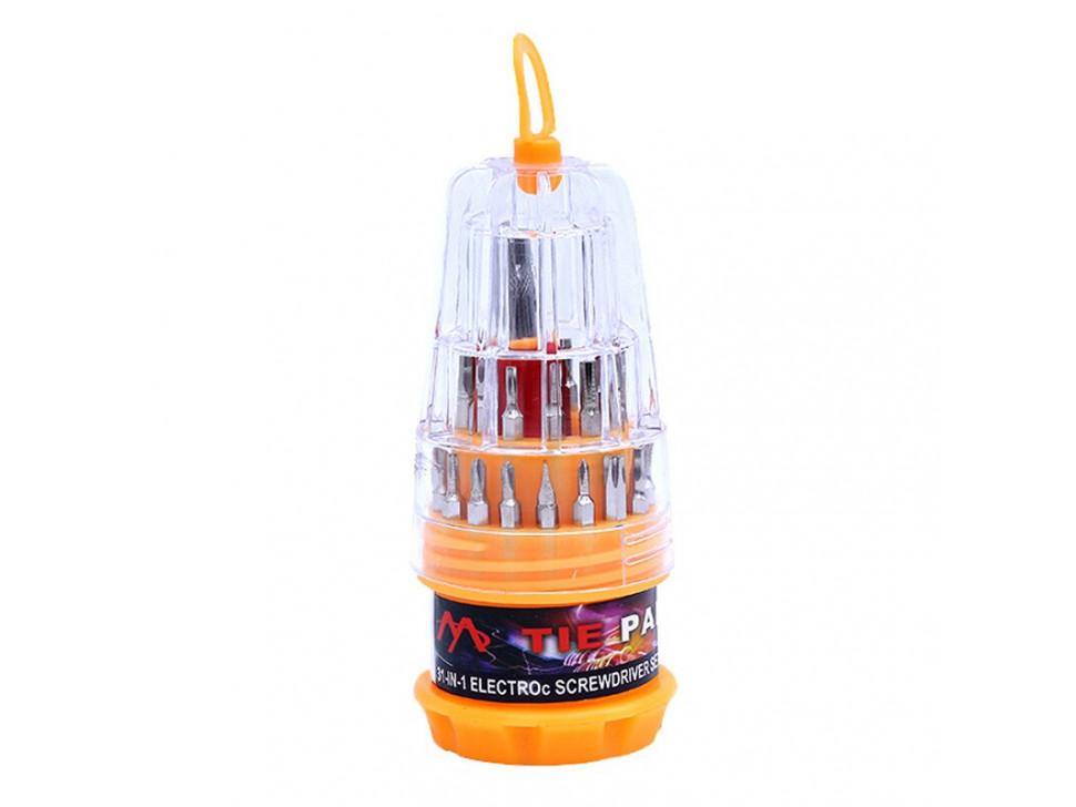 31 In 1 Multifunctional Screwdriver Precision Mini Magnetic Manual Screwdriver
