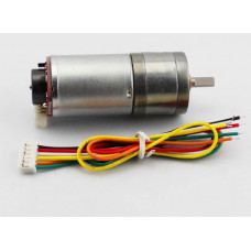 DC 6-24v Gear Motor with Encoder