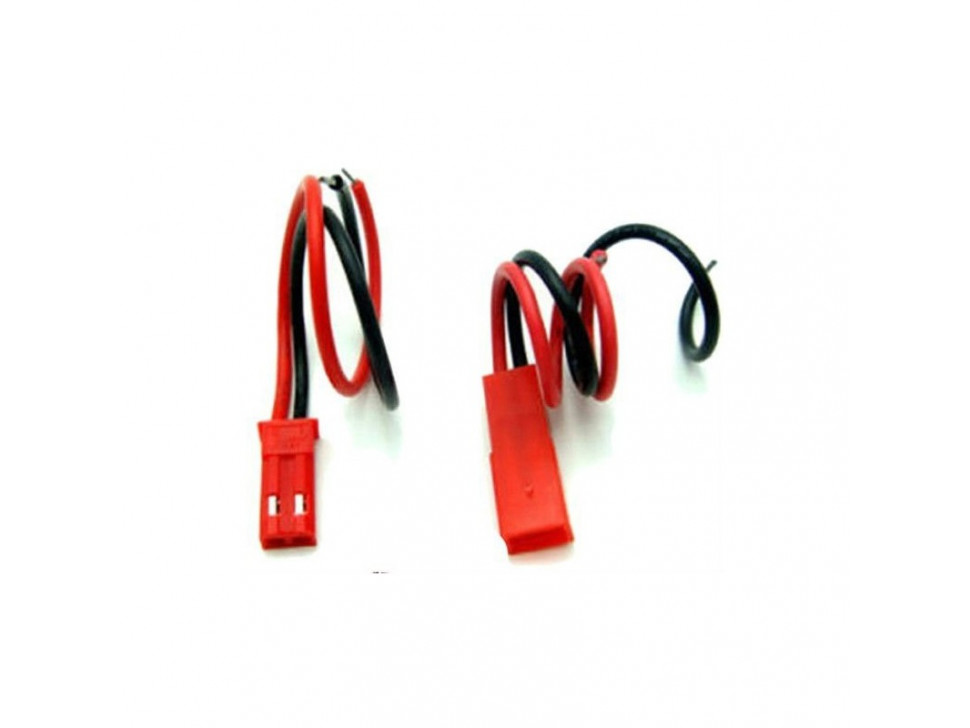 JST Connector Plug Cable Male Female Pair