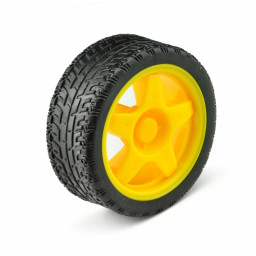Rubber Wheel A2WD