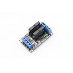 Relay Solid State Module 2 Channel