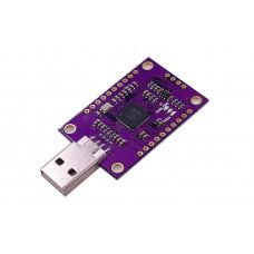 USB to JTAG FT232H High Speed Multifunctional UART FIFO SPI I2C Module