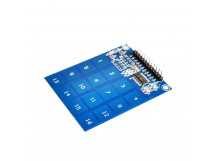 Capacitive Touch Num Pad Shield 16-Key