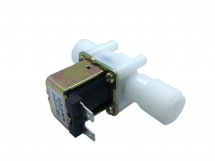 Solenoid Water Valve Plastic Normally Closed