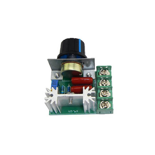 High power 2000W AC 50V-220V SCR Voltage Regulator Dimmer Speed Temperature Controller
