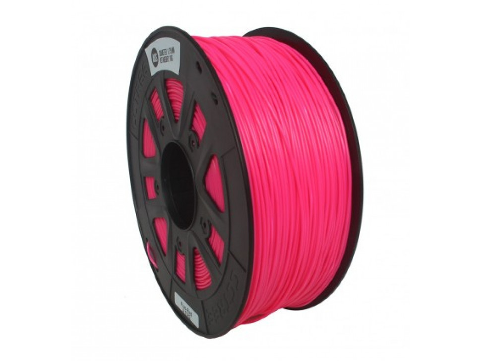 CCTREE ABS 3D Printing Filament 1.75mm FLUORESCENT RED