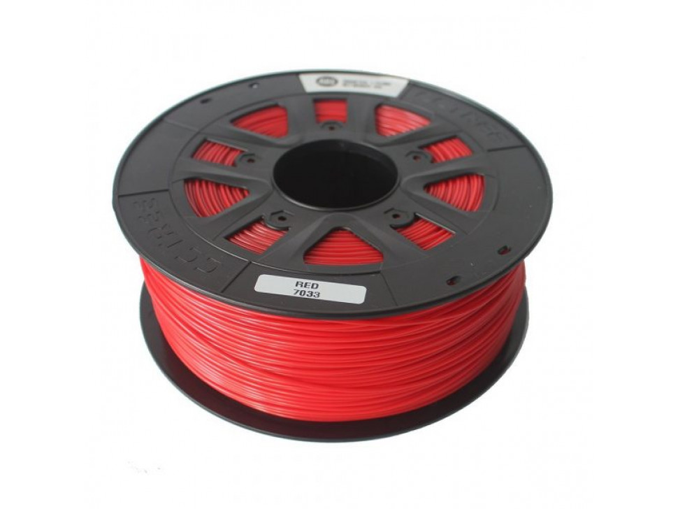 CCTREE ABS 3D Printing Filament 1.75mm RED