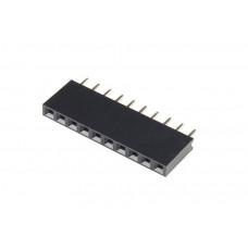 1x10 Female Header For Arduino 5pcs pack