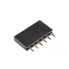 Female Header 1x6 for Arduino 5PCS