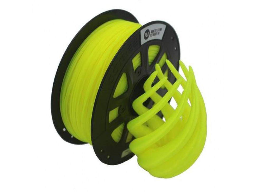 CCTREE PLA 3D Printing Filament 1.75mm FLOURESCENT YELLOW