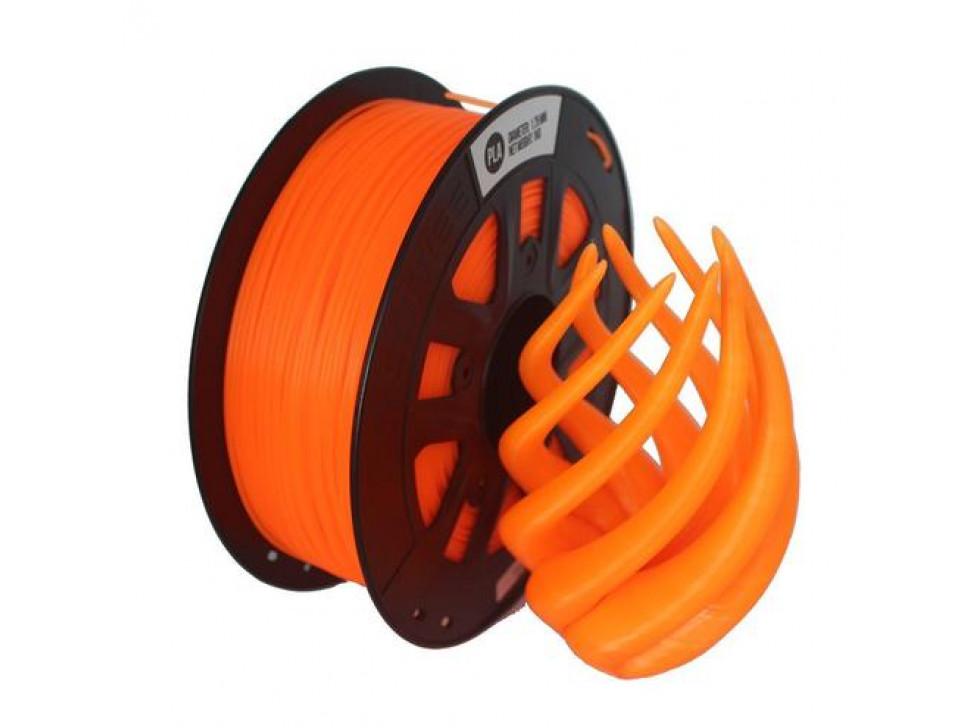 CCTREE PLA 3D Printing Filament 1.75mm TRANSPARENT ORANGE