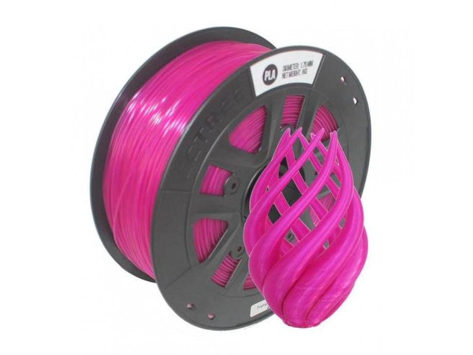 CCTREE PLA 3D Printing Filament 1.75mm TRANSPARENT PURPLE