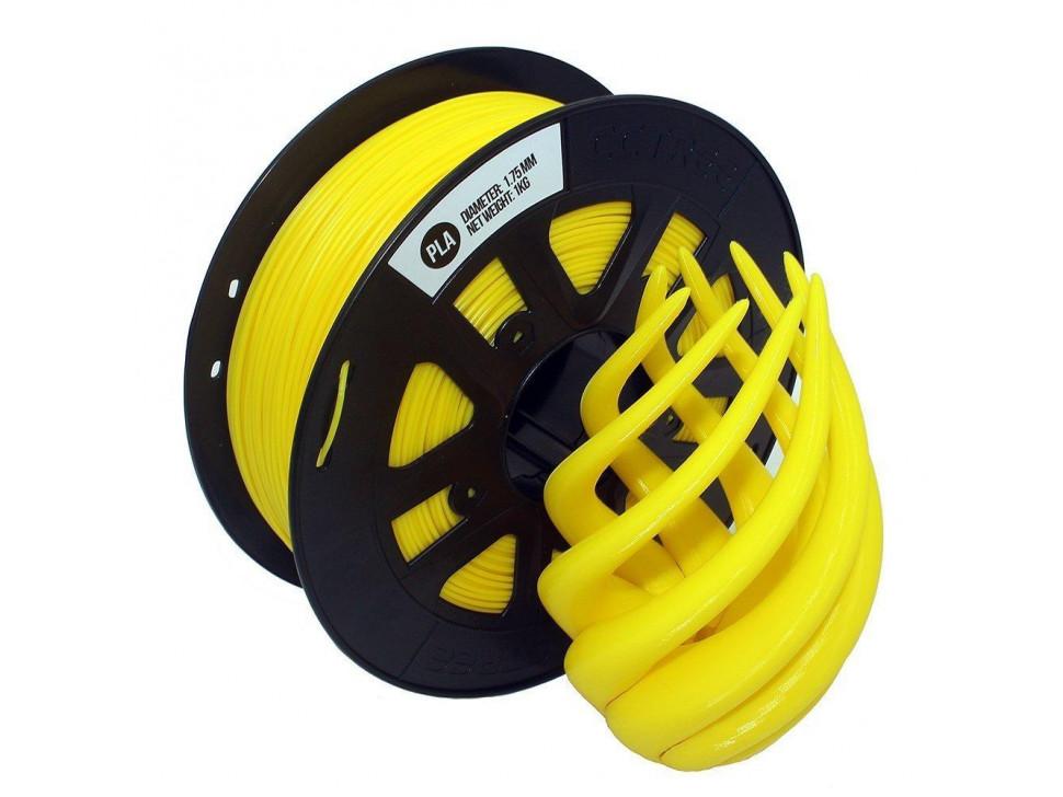 CCTREE PLA 3D Printing Filament 1.75mm YELLOW