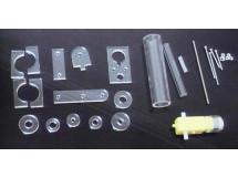 Actuator Acrylic Tube Kit