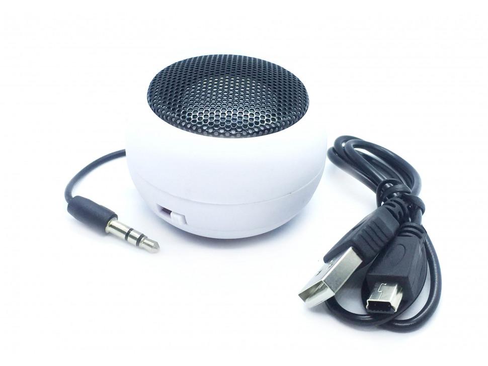 Mini Speaker Hamburger Type