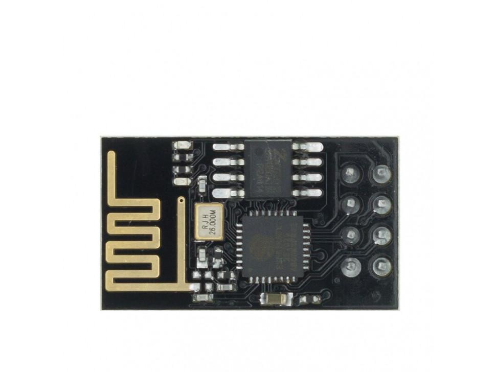 ESP-01 1MB WIFI ESP8266 WiFi Serial Transceiver Wireless Module