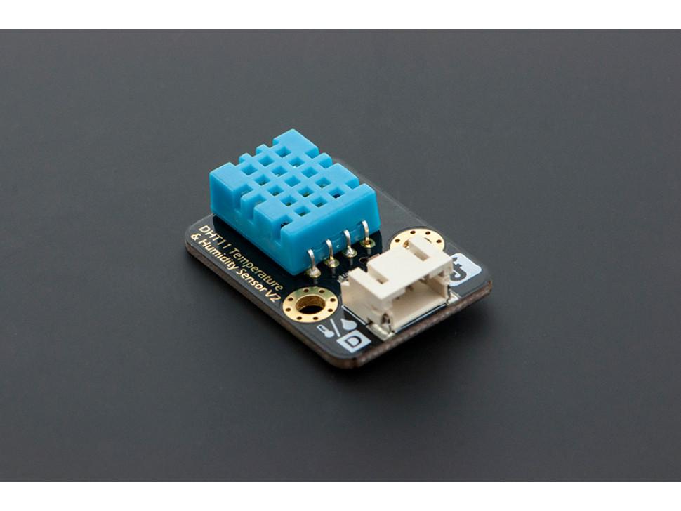Temperature and Humidity Sensor DHT11 Gravity