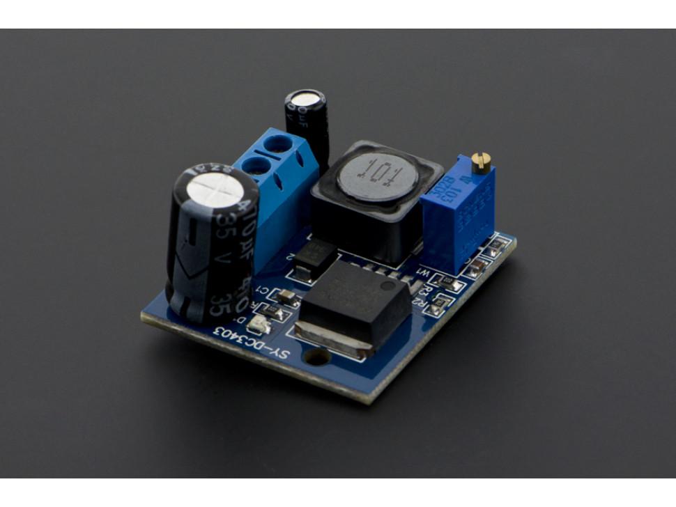 DC DC Boost Multipurpose Converter LM2577 3.7V to 34V